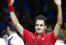 Roger Federer / by Dgmila