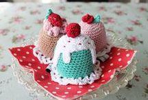 Crochet / by Cherie Flores