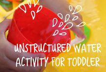 Screen-free Play ideas for babies, toddlers and preschoolers / Screen free play ideas and activities for babies, toddlers and preschoolers. Including mess-free and messy play!