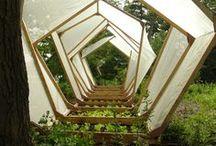 Jardin y diseño / Garden with design