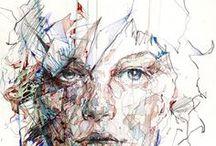 Dibujo / ilustración