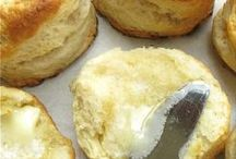 bread & biscuit. / non-sourdough bread, sweet and savory quick breads, biscuits, and the like.