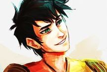 ≋ Percy Jackson ≋ / // look, I didn't want to be a half-blood //