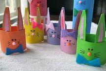Easter Bonnets / Eggsperation!
