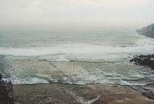 The opening ocean