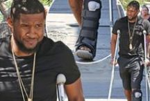 Celebrities on Crutches / You aren't alone!  Even celebrities get injured and need the aid of crutches, casts & more. #crutches #celebrities #crutchcovers #crutchpads / by Crutcheze
