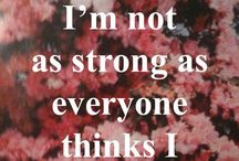 Im not that strong
