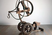 Jean Tinguely / Artworks by the artist