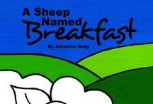 "Activity Ideas for ""A Sheep Named Breakfast"" / Sheep themed craft and classroom activity ideas that would work well with children's book 'A Sheep Named Breakfast.'"