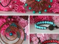 Picks from my Etsy Store / Here you can find my handmade bracelets, necklaces and earrings, which you can buy in my Etsy shop. If you like my products please fave my shop and listings on ETSY. Thanks! :)