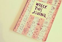 wreck this journal / wreck