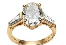 Diamond antique and vintage rings