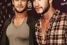 ✪ oh god, the Hemsworth brothers ✪ / // Chris and Liam... no further explanation needed //