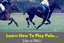 Polo Tips & Tactics / The best polo tips and tactics from GavSays.com and around the web. LEssons and articles on hitting the ball, practicing, polo tactics, and general tips and secrets.