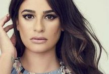✿ amazing Lea Michele ✿ / // role model //