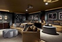 Basement Design & Decor