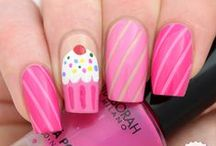 Nail Art I <3 / These are Inspiration to my creations, thank you creative people