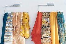 Clothes Closets / closet organizing tips, tools, and inspiration