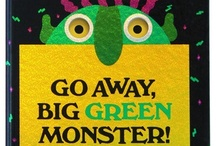 Monsters Storytime / Resources for a preschool storytime on the theme of monsters