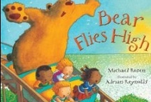 Bears Storytime / Books, flannel stories, and more for a storytime about bears.