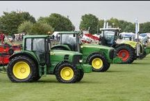 Farm Machinery / The Lincolnshire Show is proud to be one of the best truly agricultural county shows in the UK, we attract lots of Farm Machinery Merchants and Dealers, and have a superb Machinery Parade!
