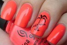 Manicure / nails, nail-polish etc.