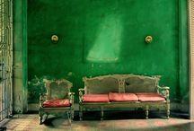 Interiores que me encantan / by Katia Markina