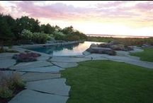 Water Features, Ponds & Pools Ideas by Empire Stone Company / Empire Stone Company has everything you need to add a unique and natural look to your water features, ponds & pools.