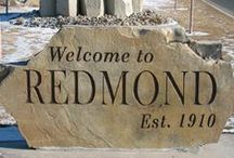 Signs & Monuments by Empire Stone Company / You can see signs and monuments all over Central Oregon that Empire Stone Company has helped create.