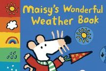 Weather Storytime / Books, crafts, songs, flannel stories and more for a storytime about the weather.
