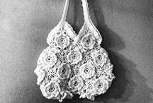 My Own Crochet Lace / My favorite way to unwind and recharge is the making of very old fashioned crocheted lace: edgings, doilies, small purses, flowers, collars, etc. I do Bruges lace, Romanian Point Lace, Filet, and Hairpin.