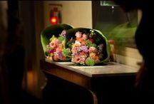 ご両親への贈呈花 flower for present / ご両親への贈呈用花束やアレンジ ギフト用花束