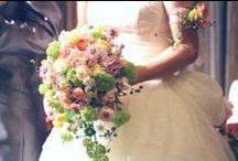 ブーケ ミックス bouquet-mixcolour / ミックスカラーのブーケ集(キャスケード、セミキャスケード、ラウンド、クラッチ)