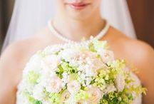 プリザーブドブーケ 白系 preserved flower bouquet - white / プリザーブドフラワーのブーケで白系のもの