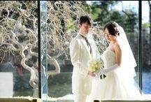 クラッチ 白 clutch bouquet - white / 白系のクラッチブーケ(茎を束ねたブーケスタイル)写真集です