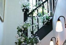 ナチュラル wedding flower - natural, rustic, green / ウェディングの花 ナチュラル、ラスティック、 実もの、グリーンたくさん 野原から摘んだような、草花