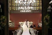 挙式装花 flowers for church, chapel, ceremony / 教会装花、チャペル、人前式、挙式装花 挙式の祭壇装花、チェアフラワー、ベンチフラワー、フラワーガールなど