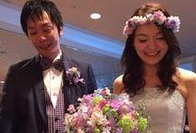 花冠、ガールクラウン flower crown for bride and girl / 花冠、はなかんむり、フラワーガールやヴェールガールのための花かんむり(ガールクラウン)も含みます ロケフォトや二次会用に、ワンタッチで自分でつけられるように仕上げることができます。生花でもプリザーブドでも可能です。プリのほうが、前作業できる分ちょっとお安めです。