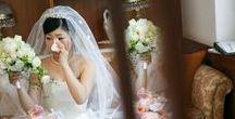 花嫁様アルバム / 新郎新婦様からのメールとお写真を集めました。 一会ブログでも一番多い記事です。