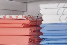 Linen and Hall Closets / make the most of your hall closets that have a multi functional purpose
