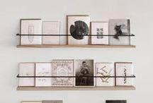 Shelving / Open shelving, closed shelving, floated shelves, solutions for all shelves