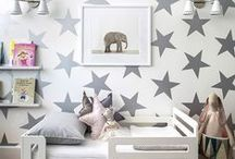 Child Bedrooms / less is more when it comes to creating a creative and organized space for your child whatever age they may be