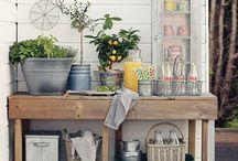 Garden / Skønne ideer til haven