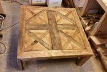 diy woodwork / Snikkerbodens gleder