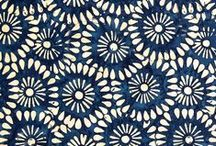 Prints & Patterns / Print techniques and pattern designs that inspire or intrigue.