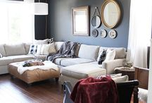 LIVING ROOM / To be stylish and practical