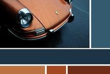 Colour Story / Beautiful colour stories and palettes for home and design inspiration