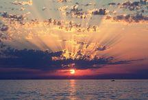 Sunrise & Sunset Around The World