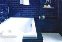 Interiors: Bathrooms / Tiling, colours, space and details for interior bathrooms