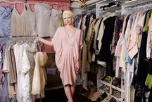Most Coveted Closets. / Wait...did I say less is more?